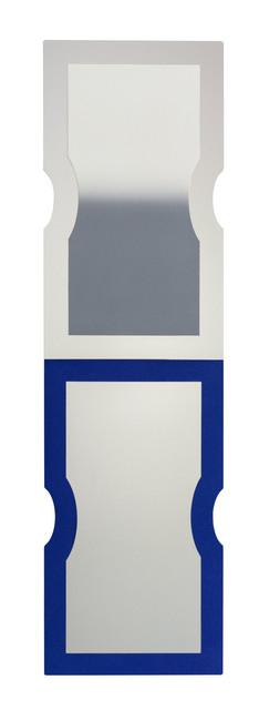 , '上-下Up-Down,120.5x34cm,' 2017, Aye Gallery