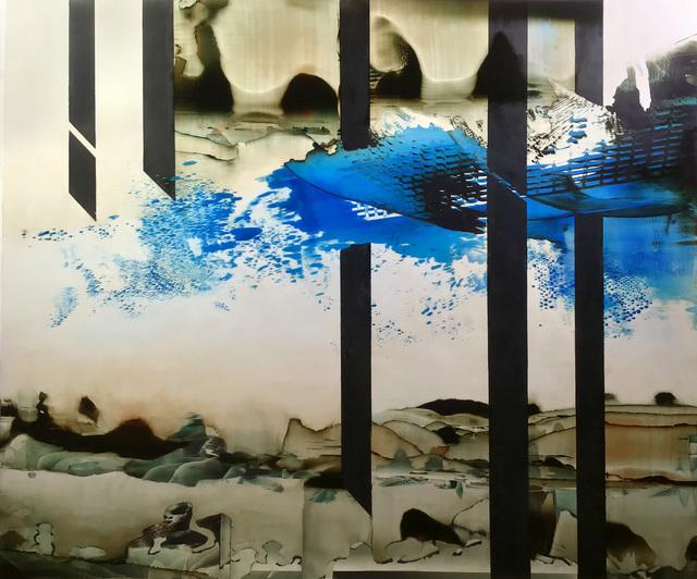 , 'Édification,' 2019, Galerie D'Este