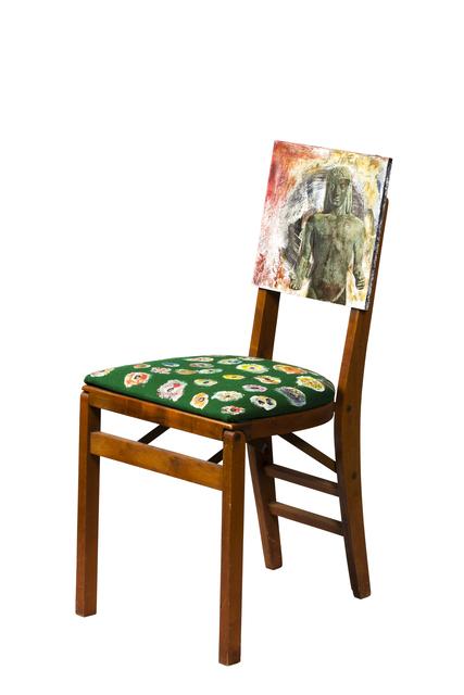 Uman, 'Chair 2', 2019, FIERMAN