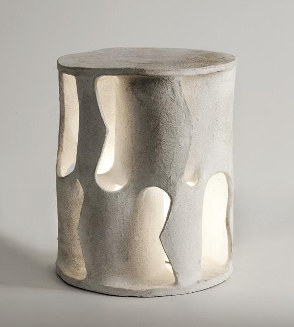 , 'Illuminated Side Table,' 2014, Maison Gerard