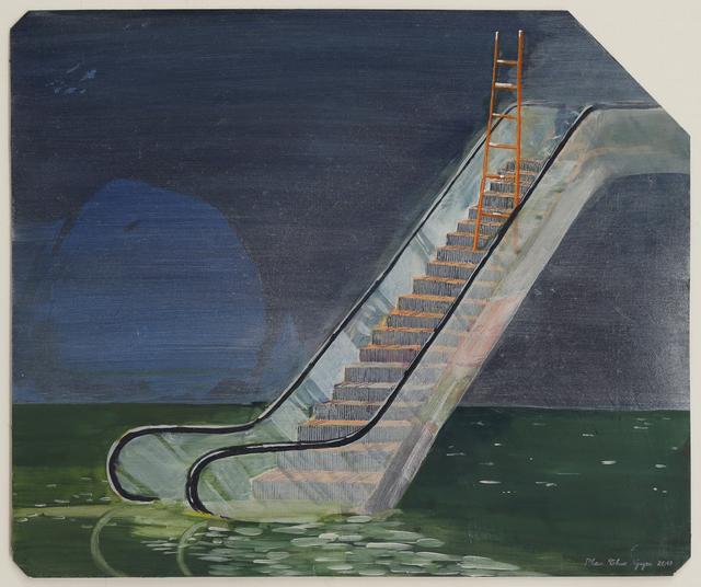 , 'The Escalator 自動扶梯,' 2017, Edouard Malingue Gallery