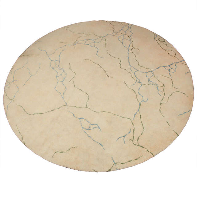 , 'Rare Circular Rug by Marion Dorn for Edward Fields,' , Donzella 20th Century Gallery