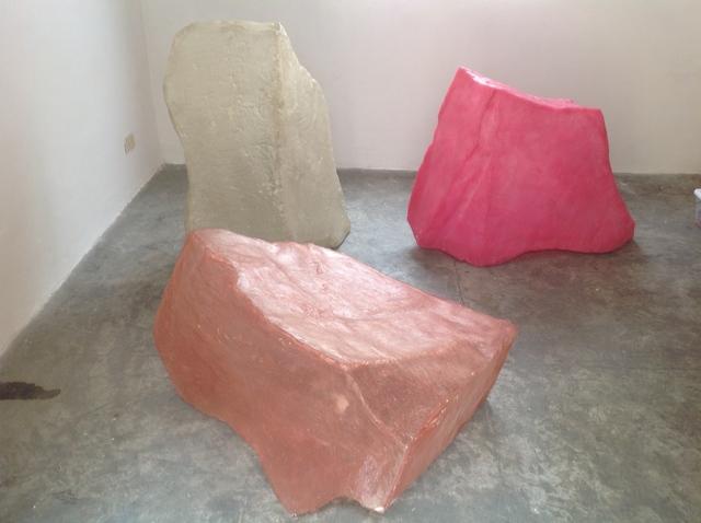 , '« Piedras »  ,' 2011, le laboratoire