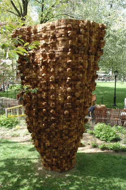 , 'Czara z Babelkami,' 2006, Madison Square Park