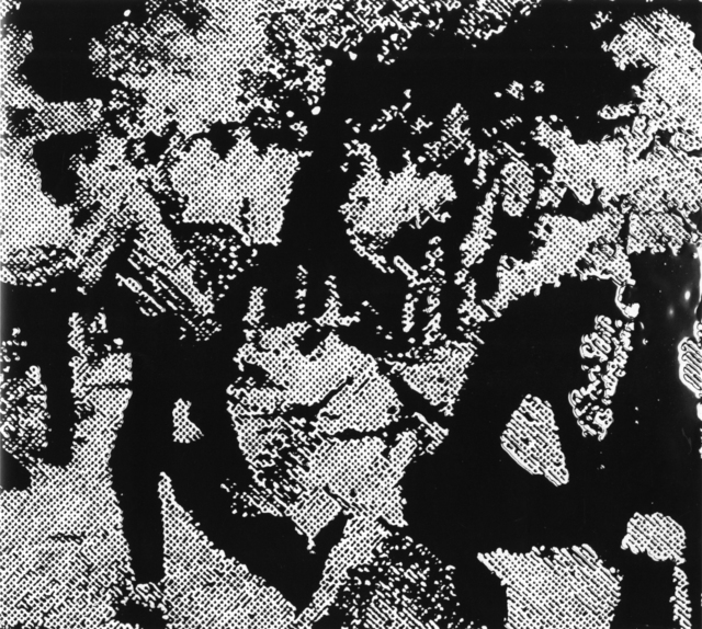 , 'Race Riot, After Warhol (from picture of ink),' 2001, Zemack Contemporary Art
