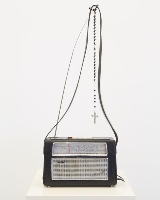 , 'Darum hört das Wort aus der transzendentalen Wüste, ihr Spötter,' 2010-2015, Galerie Karin Sachs