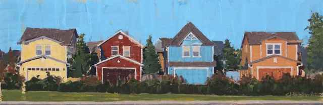 , 'Primary Neighbors,' , Sorrel Sky Gallery