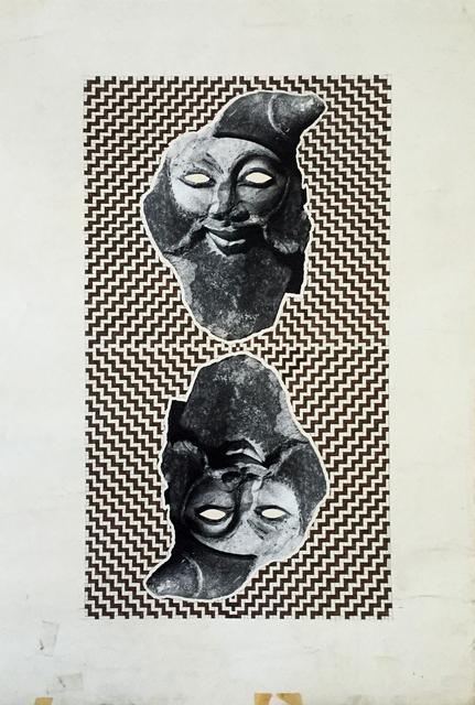 , 'Refelktion,' 2015, Asya Geisberg Gallery