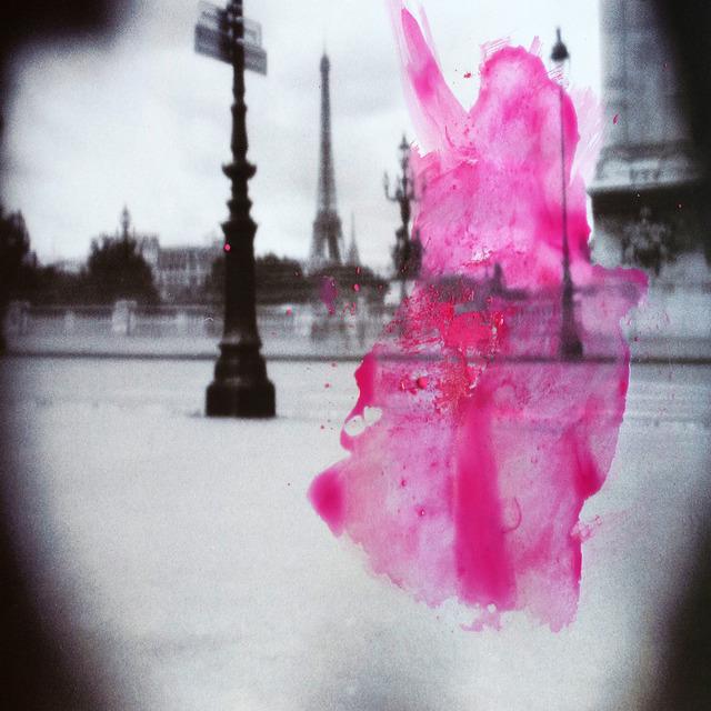 , 'Magenta,' 2012, Anna Laudel