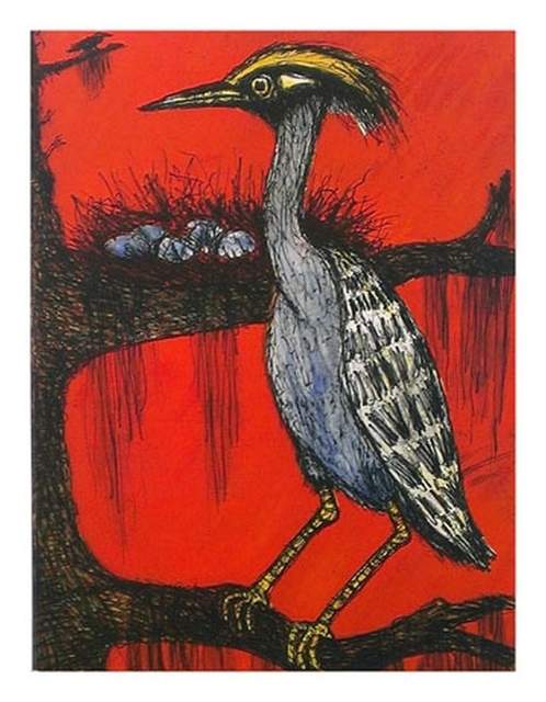 , 'Yellow-crowned Heron,' 2014, William Campbell Contemporary Art, Inc.