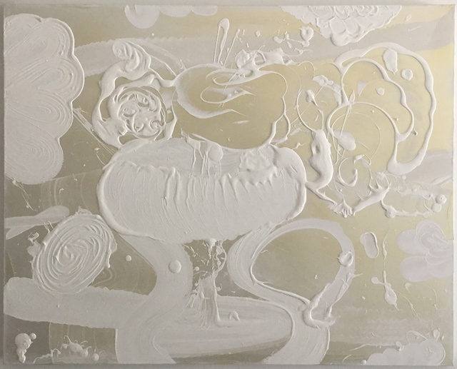 , 'Mica Painting (Caspar),' 2015, William Shearburn Gallery