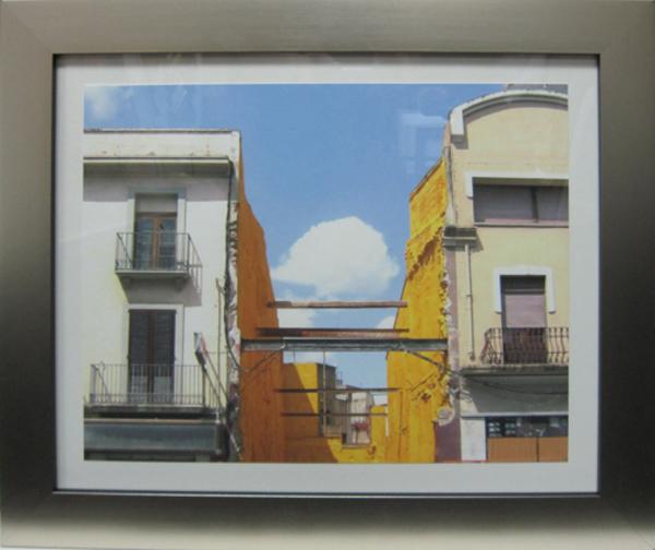 David Barnett, 'Homage to Rene Magritte-Across the Street from The Salvador Dali Museum-Kadesh, Spain', 2009, David Barnett Gallery