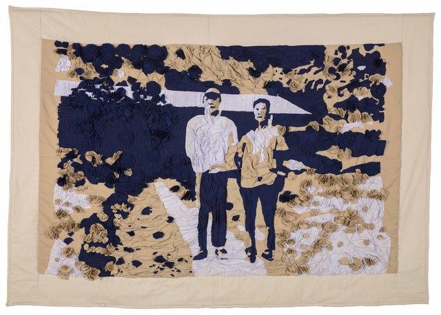 , 'Huai Mo Village – Tapestry,' 2013, Liang Gallery