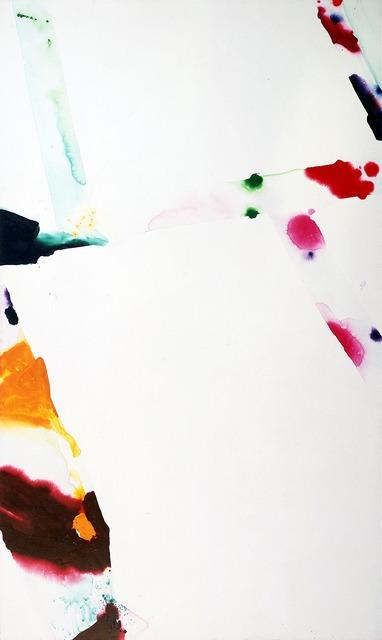 , 'E V,' 1970, Bernard Jacobson Gallery