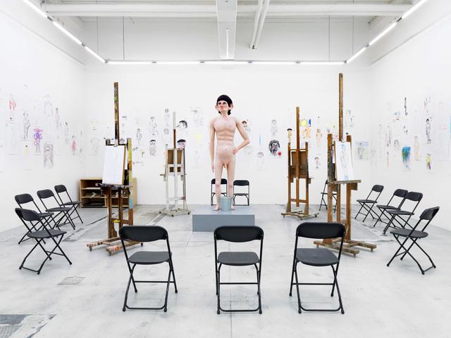 , 'Life Model,' 2013, Galleri Nicolai Wallner