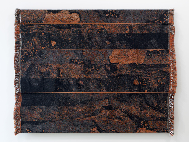 , 'Steel to Rust - Calibration,' , Mendes Wood DM