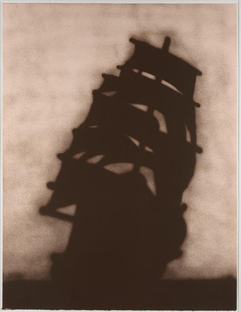 Ed Ruscha, 'Ship', 1986, Leslie Sacks Gallery