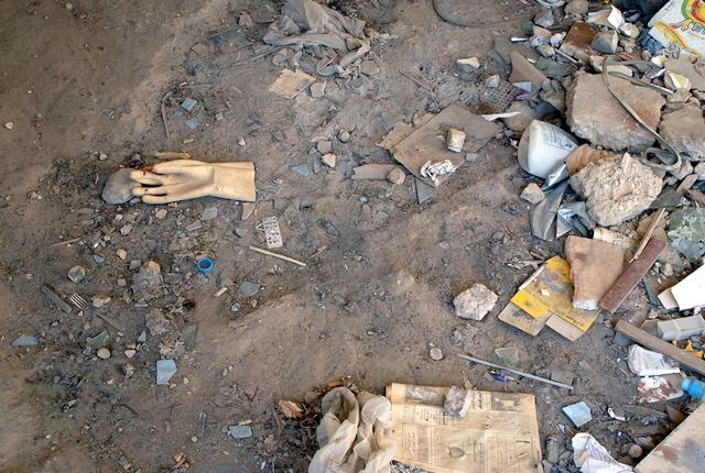 , 'Plastic Glove, Beirut,' 2006, C. Grimaldis Gallery