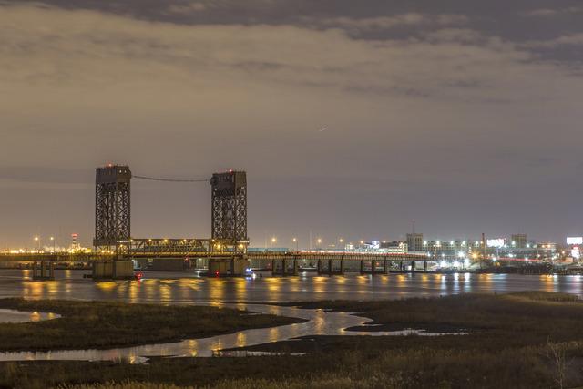 , 'Route 1, 9 Lift Bridge,' 2017, Soho Photo Gallery