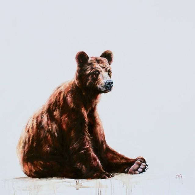 , 'Baloo,' 2018, The Lemond Gallery