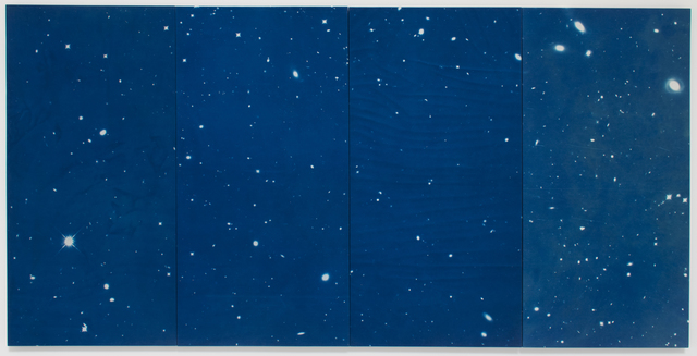 , 'Azimuth (12 billion years in 80 minutes),' 2017, Anglim Gilbert Gallery