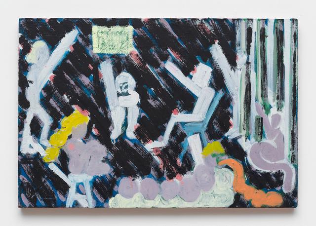 , 'artforum 2,' 2016, Maccarone