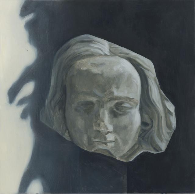 , 'Junge Frau (nah),' 2016, Galerie EIGEN + ART