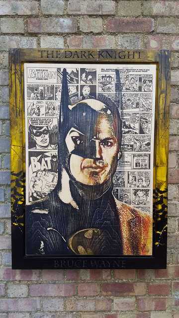 , 'Bruce,' 2018, Reem Gallery