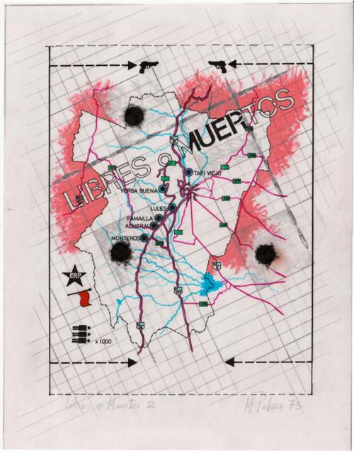 , 'Libres o muertos 2,' 1973, Document Art