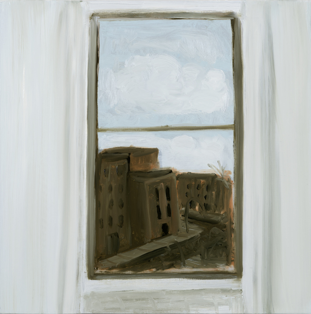 , 'Winter Out The Window,' 2015, Tayloe Piggott Gallery