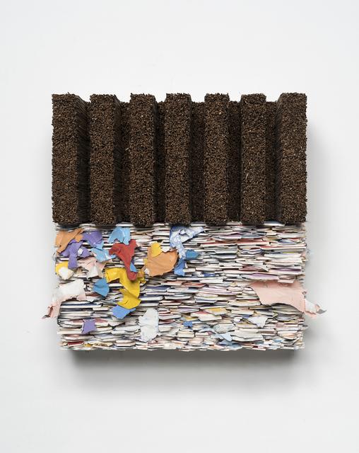 , 'Number 49X,' 2018, rosenfeld porcini