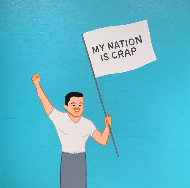 , 'Crap Nation,' 2019, GR Gallery