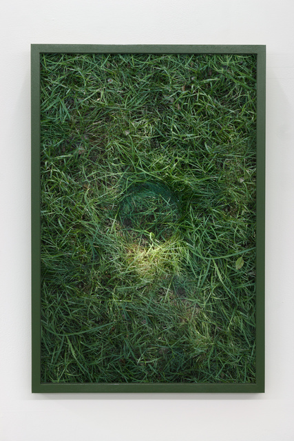 , 'Strange Ground Indentation,' 2016, Tatjana Pieters