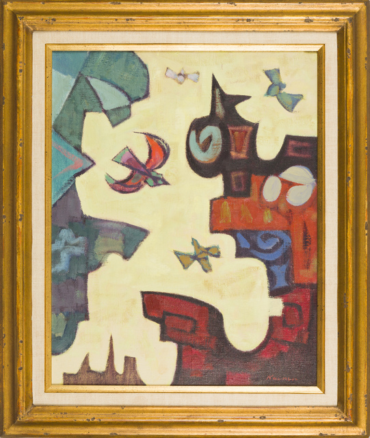 , 'Eyrie,' 1949, Childs Gallery