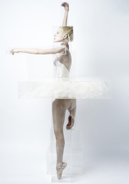 , 'Bailarina,' 2014, Marsiaj Tempo