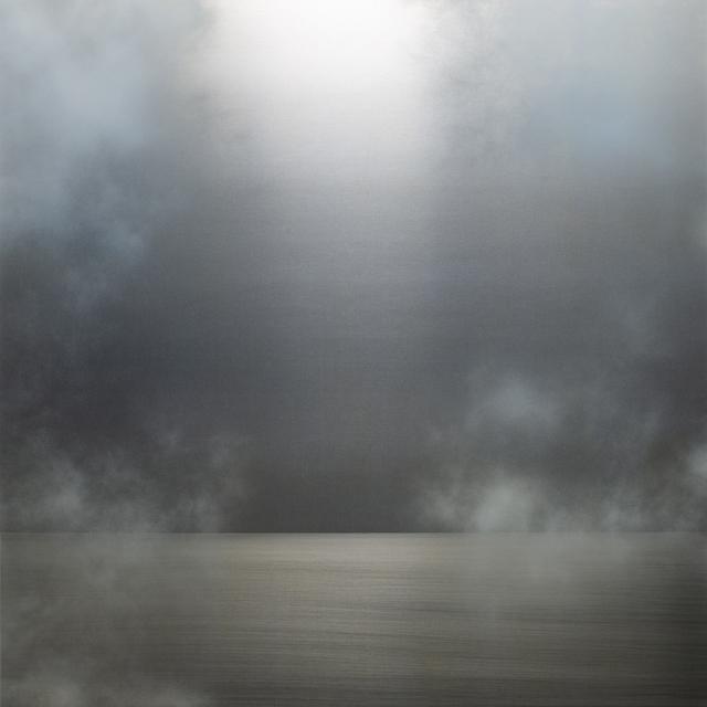 , 'Tasogare 4.4. faint blue,' 2018, CULT   Aimee Friberg Exhibitions