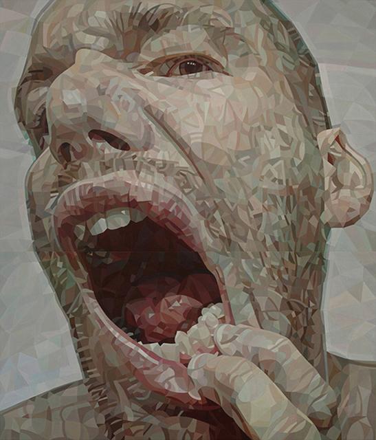 Lui Ferreyra, 'Delusion (study)', ca. 2010, William Havu Gallery