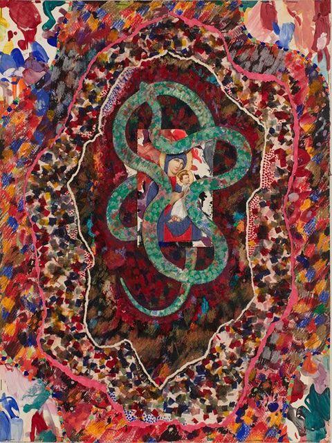 , 'Madonna and Snake,' 1966, Jeffrey Deitch