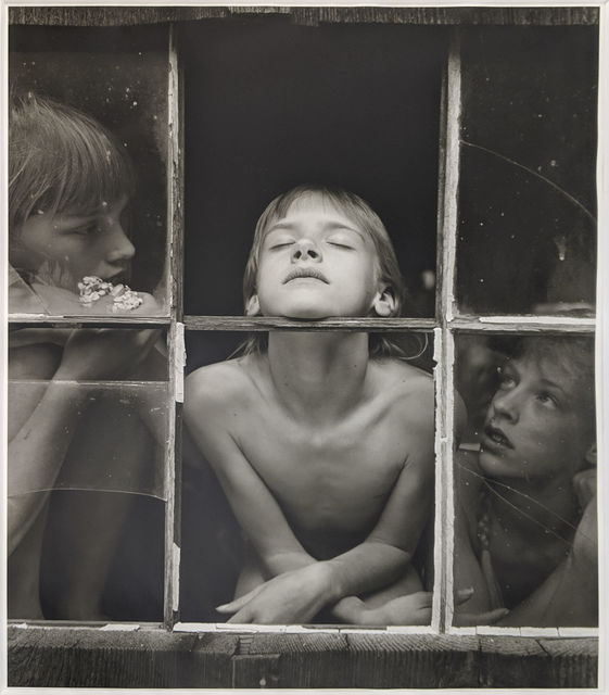 Jock Sturges, 'Christina, Misty Dawn and Alysa, Northen California', 1985, Capsule Gallery Auction