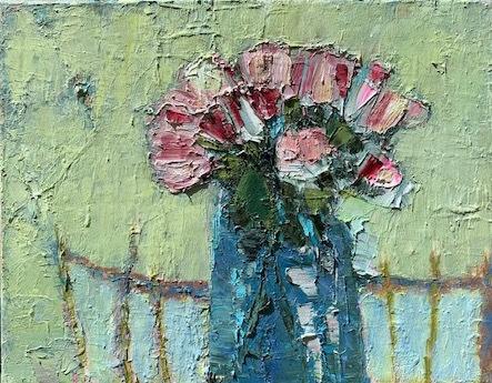 Maureen Chatfield, 'Pink Roses', 2019, J. Cacciola Gallery