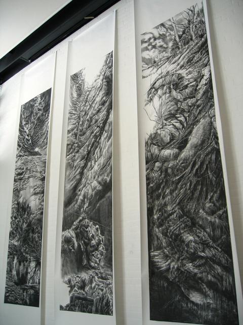 Nanako Shikata, 'Untitled (Triptychon)', 2007, Galerie Michaela Helfrich
