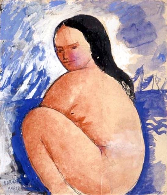 Francisco Narvaez, 'Desnudo', 1930, Ascaso Gallery