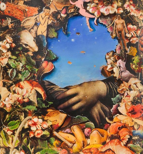, 'Mona Lisa's Hand,' 2012, Gallery NAGA