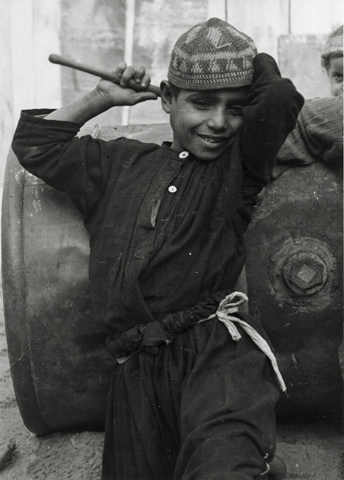 , 'Arab Boy, Palestine,' 1934, Robert Mann Gallery
