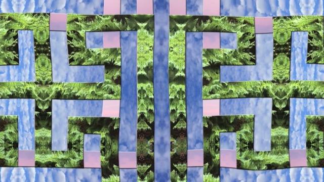 , 'Centrl~Lattice,' 2014, Upfor