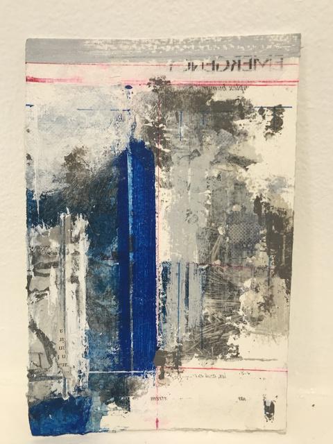 , 'Field Drawing 4,' 2018, Adah Rose Gallery