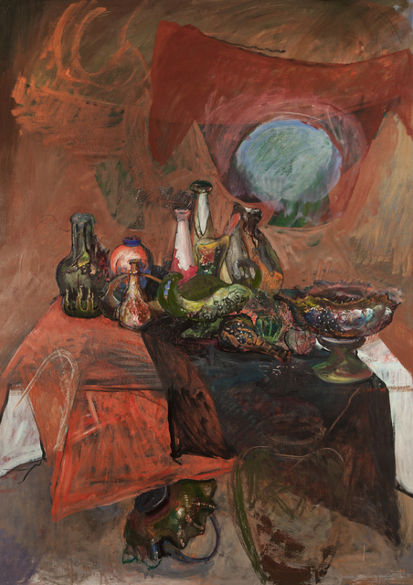 , 'Still Life with Vases,' ca. 1980, ACA Galleries