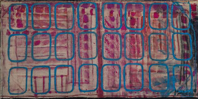 , 'La Colère,' 2017, Sulger-Buel Lovell