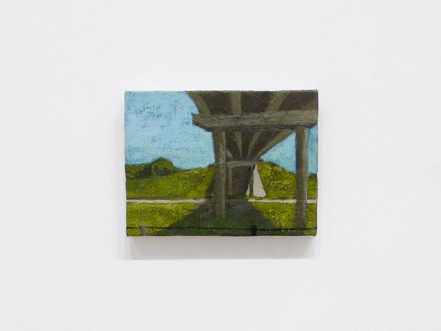 , 'Passing,' 2018, Inman Gallery
