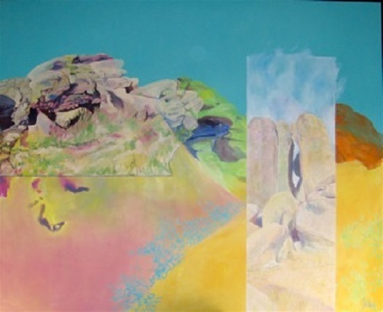 , 'Texas Canyon,' ca. 2000, Elisa Contemporary